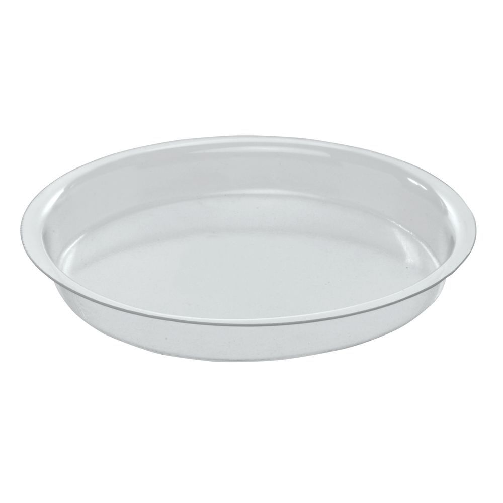 "Round Melamine Bowl Liner is 8"" Diameter"