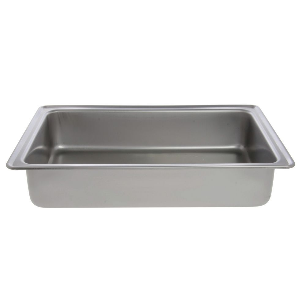 FULL SIZE PAN, DRIPLESS WATER