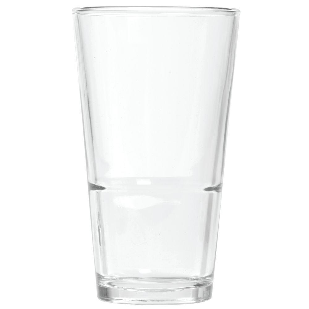 GLASS, STACKING, RESTAURANT BASICS, 14 OZ