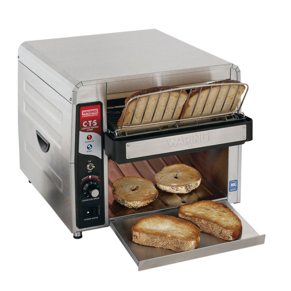 commercial slot food duty toaster waring williams light equipment