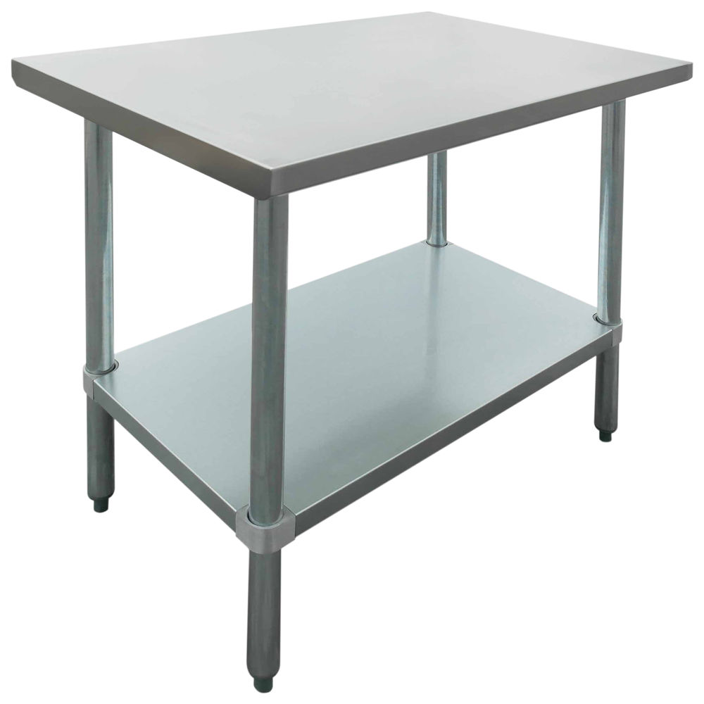 TABLE, S/S, 36X24X34