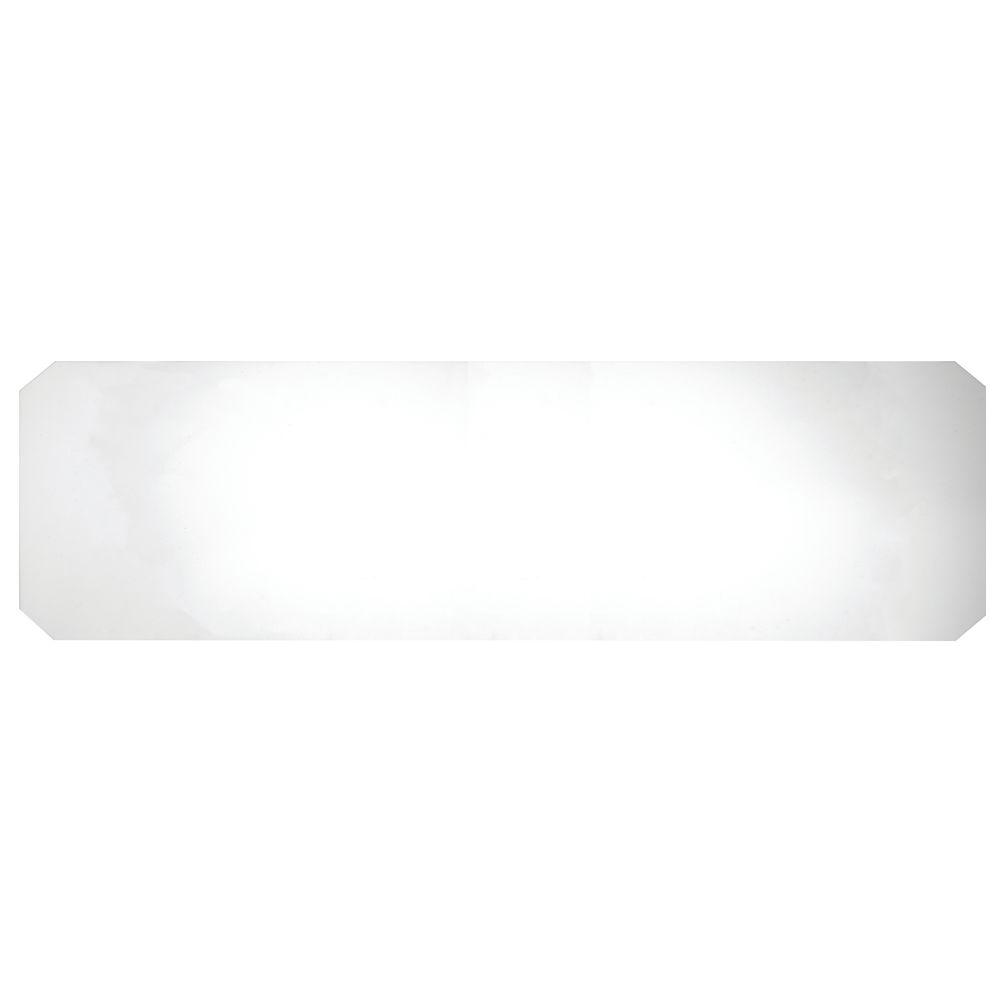"SHELF LINER, 18X60""CLEAR, 4-PACK"