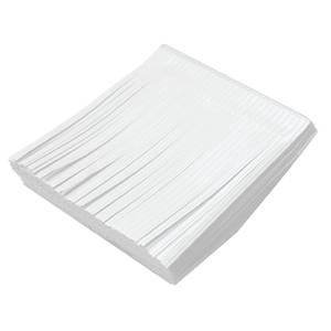 TWIST TIES, WHITE CONDENSED 4800 TIES