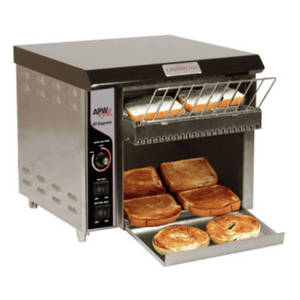 TOASTER, RADIANT CONVEYOR, X*PRESS