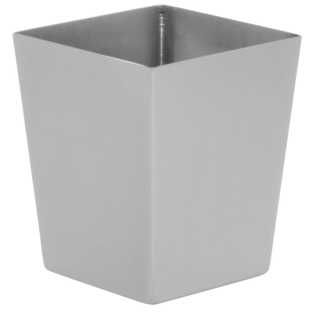 "PAN, 5""X5""X6"", BRUSHED FINISH, 304 SS"