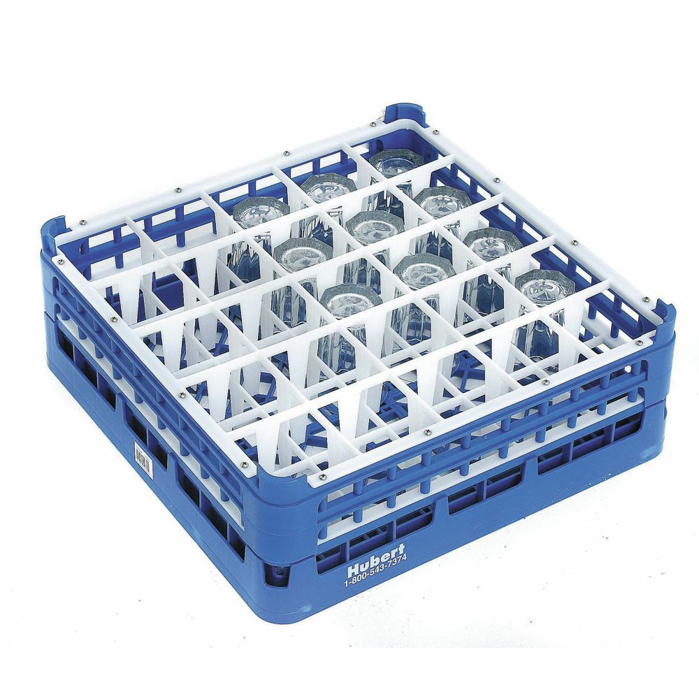 CUPRACK, MEDIUM, 16 COMPARTMENT, BLUE