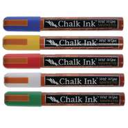 MARKER SET, WET ERASE, CLASSIC, 6MM, 5/PACK
