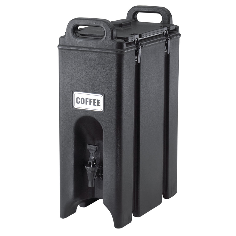 CAMTAINERS, 4 3/4 GALLON, BLACK