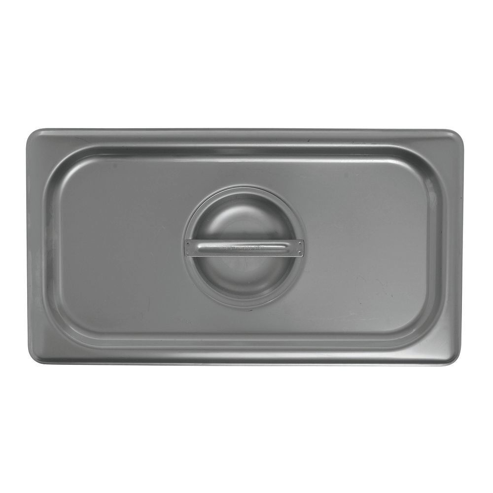 Hubert® Slotted Lid for 1/3 Size Steam Table Pan