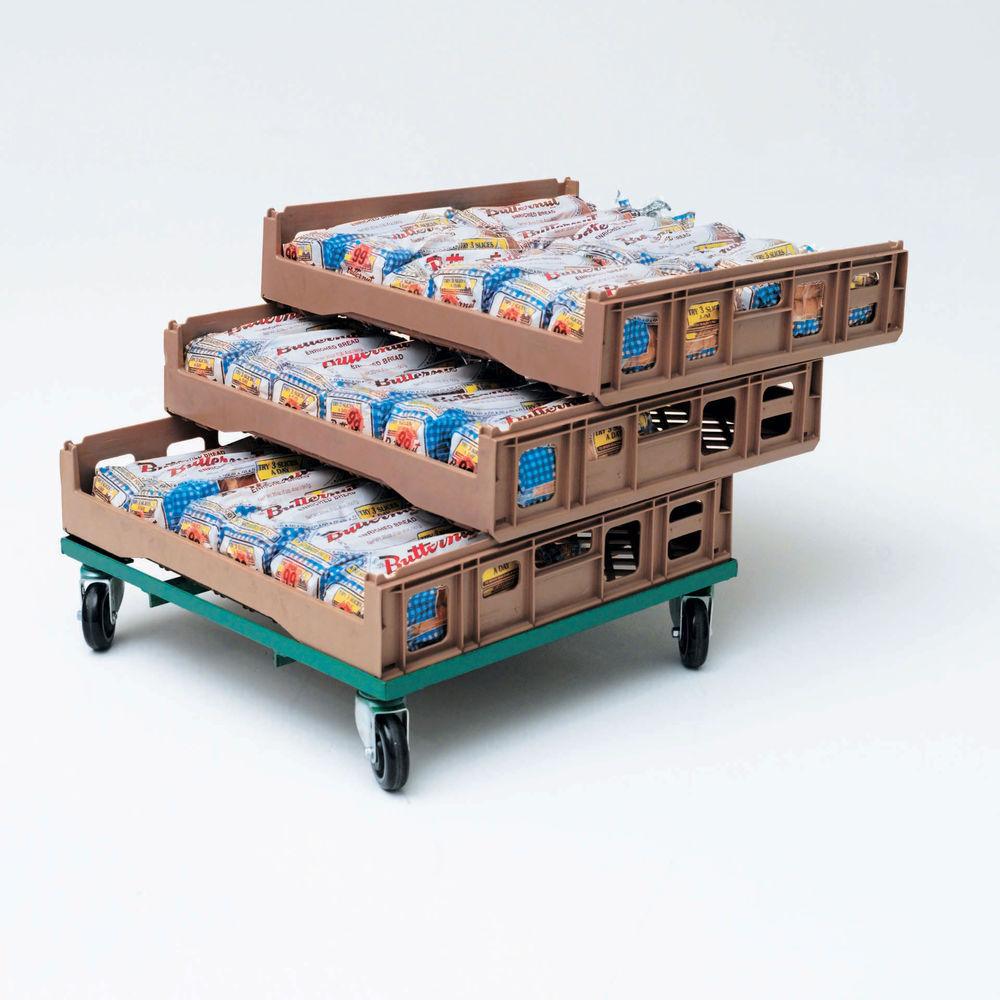 Orbis Beige Plastic Stackable Bread Tray 26 Quot L X 21 3 4 Quot W