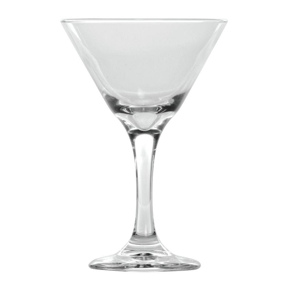GLASS, EMBASSY, MARTINI, 9-1/4OZ