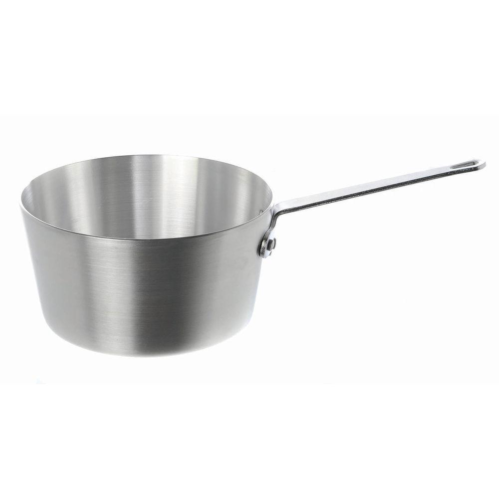 SAUCE PAN, W/PLAIN HANDLE, 4-1/2 QT