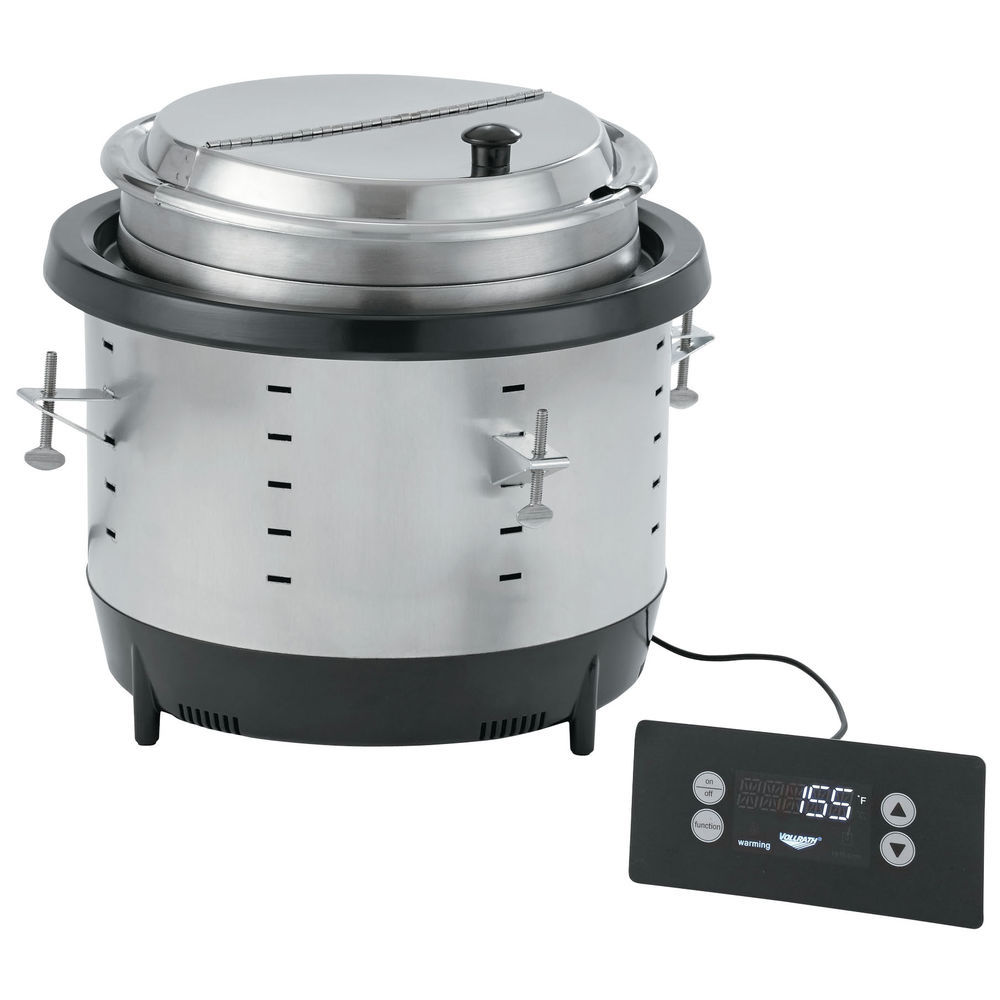 7 QT INDUCTION RETHERMALIZER - DROP IN