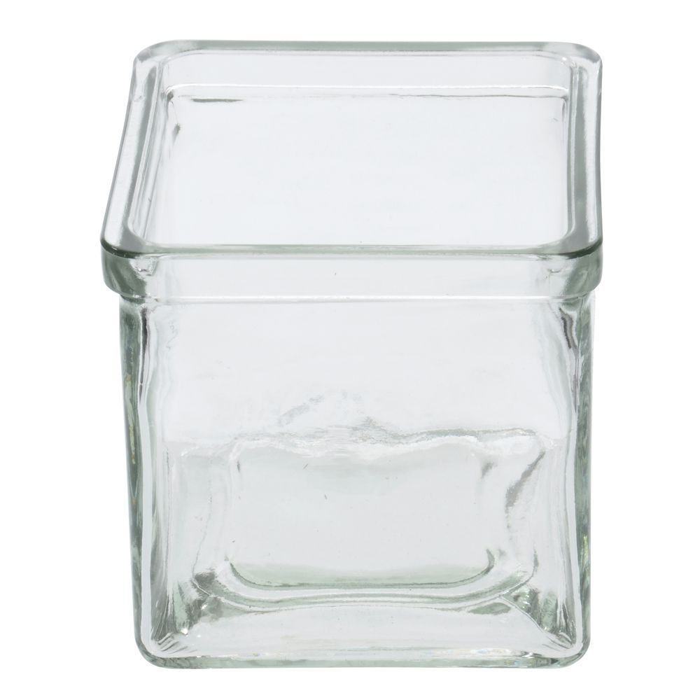 Small Glass Jars with Lids with Eco Modern Design