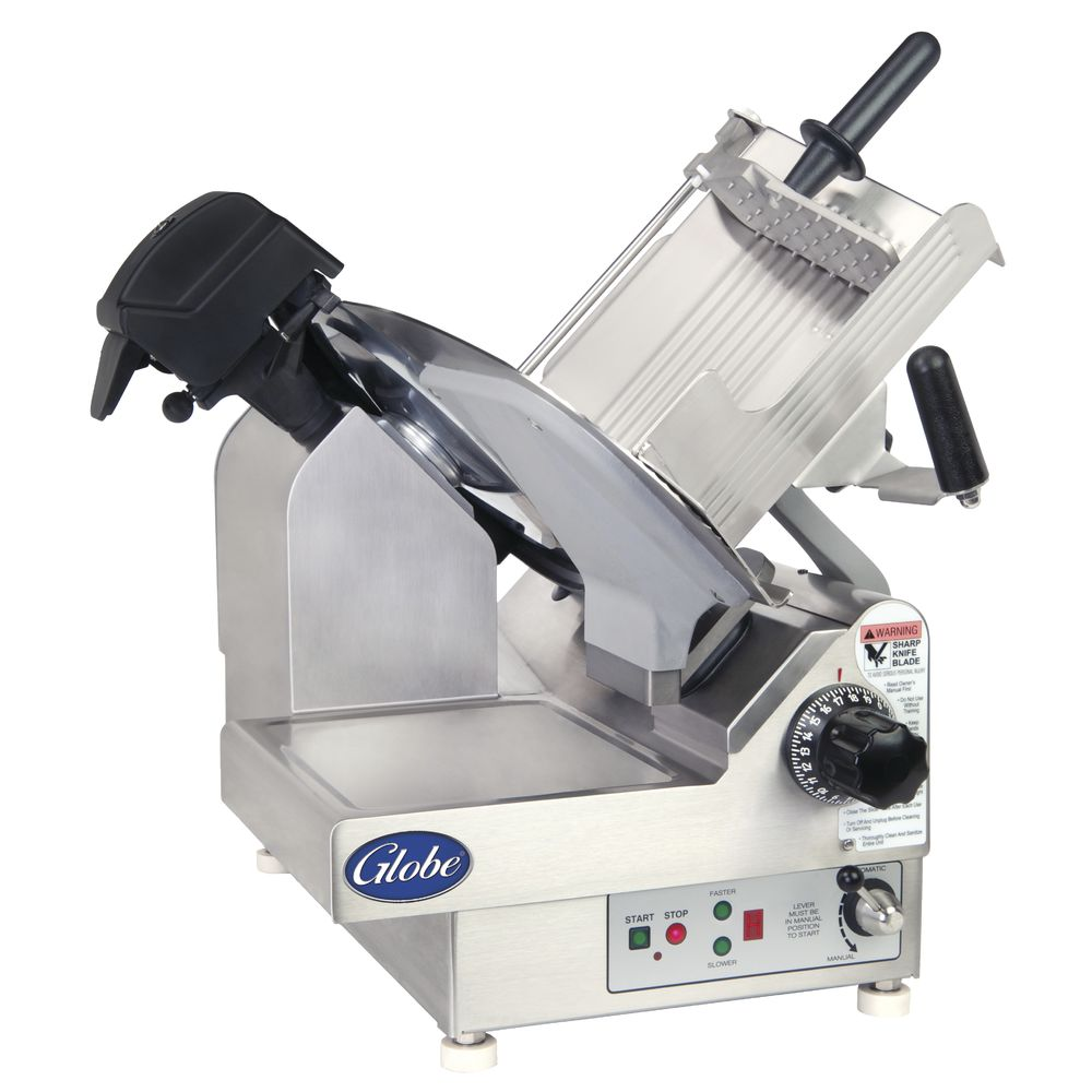 SLICER, AUTOMATIC, 2-SPEED