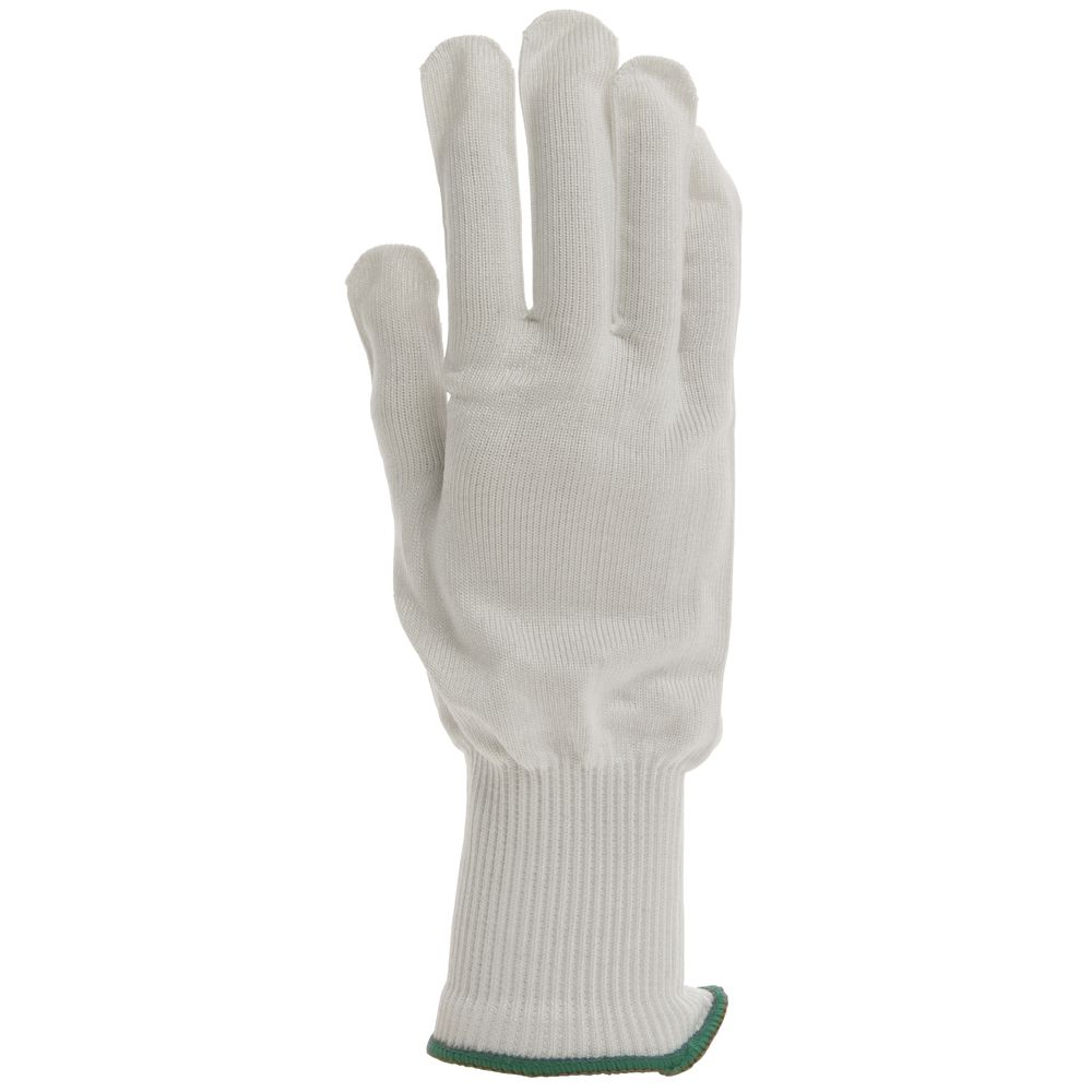 GLOVE, CUT, WHITE, 13GAUGE, XL