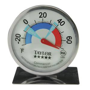 THERMOMETER, REFRIG./FREEZER-30-100F, 3