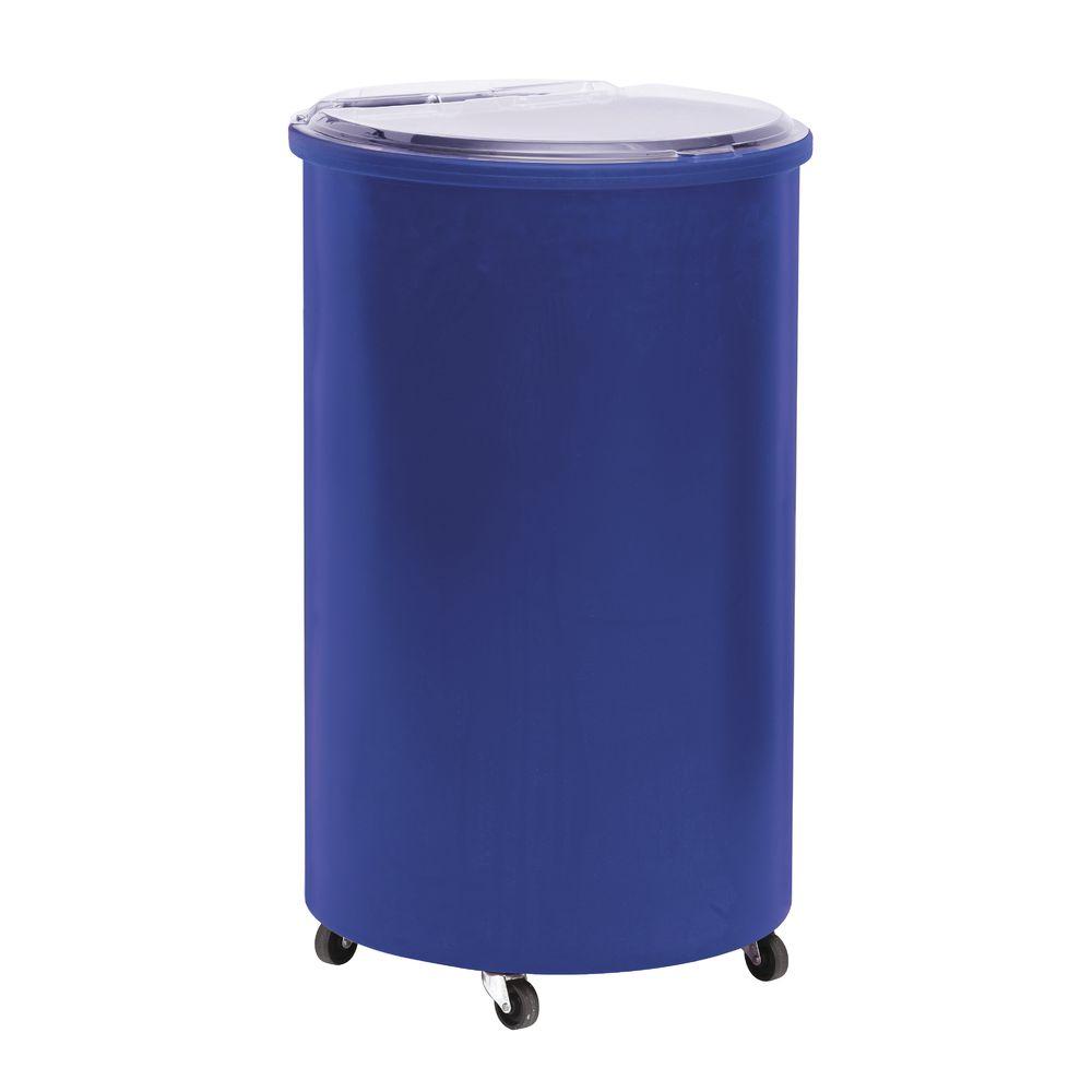 |Blue Round Beverage Cooler