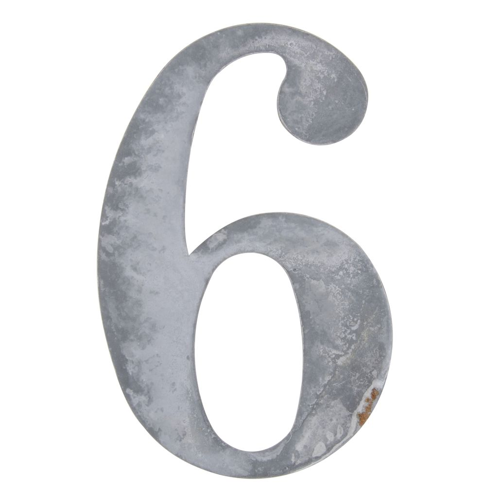"""CO TIN NUMBER, NUMBER 6, 10"""""""