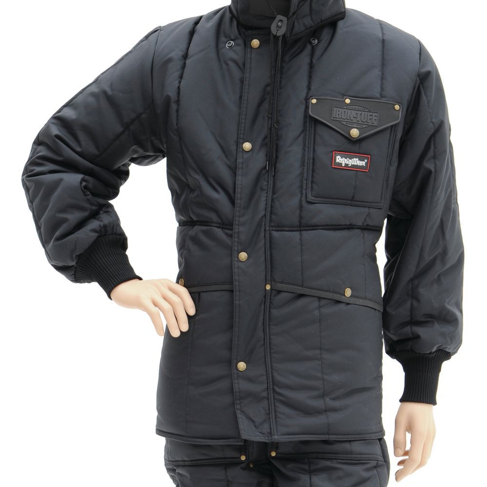 JACKET, INSULATED , BLUE, SMALL