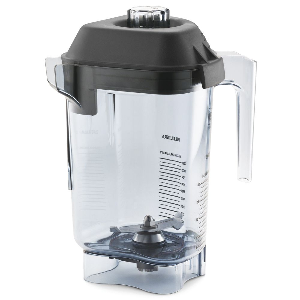 CONTAINER, LID, BLADE, 32OZ, CLEAR, VITAMIX