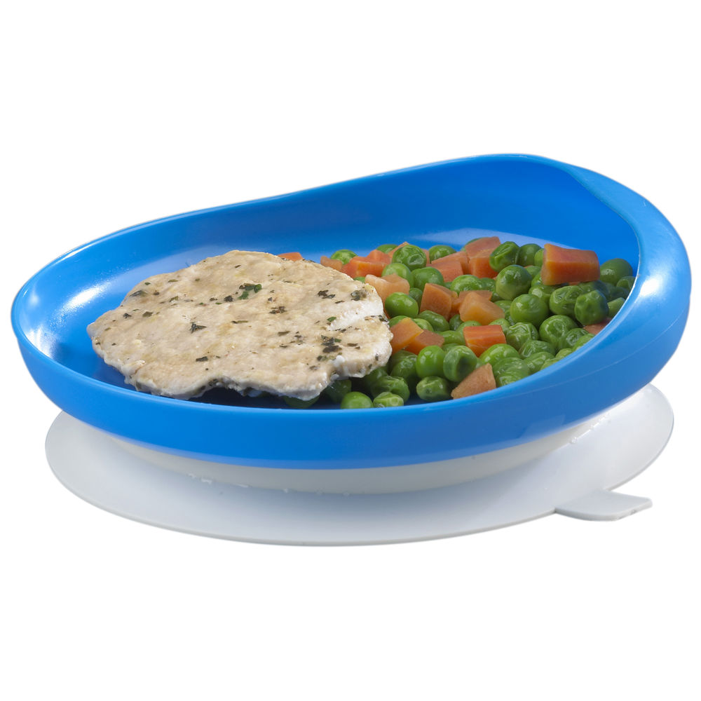 PLATE, SCOOPER, W/BOTTOM SUCTION
