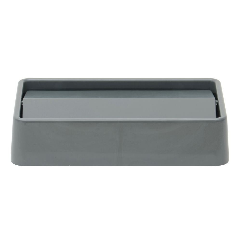 LID, SWINGTOP, GREY, FOR TRIMLINE