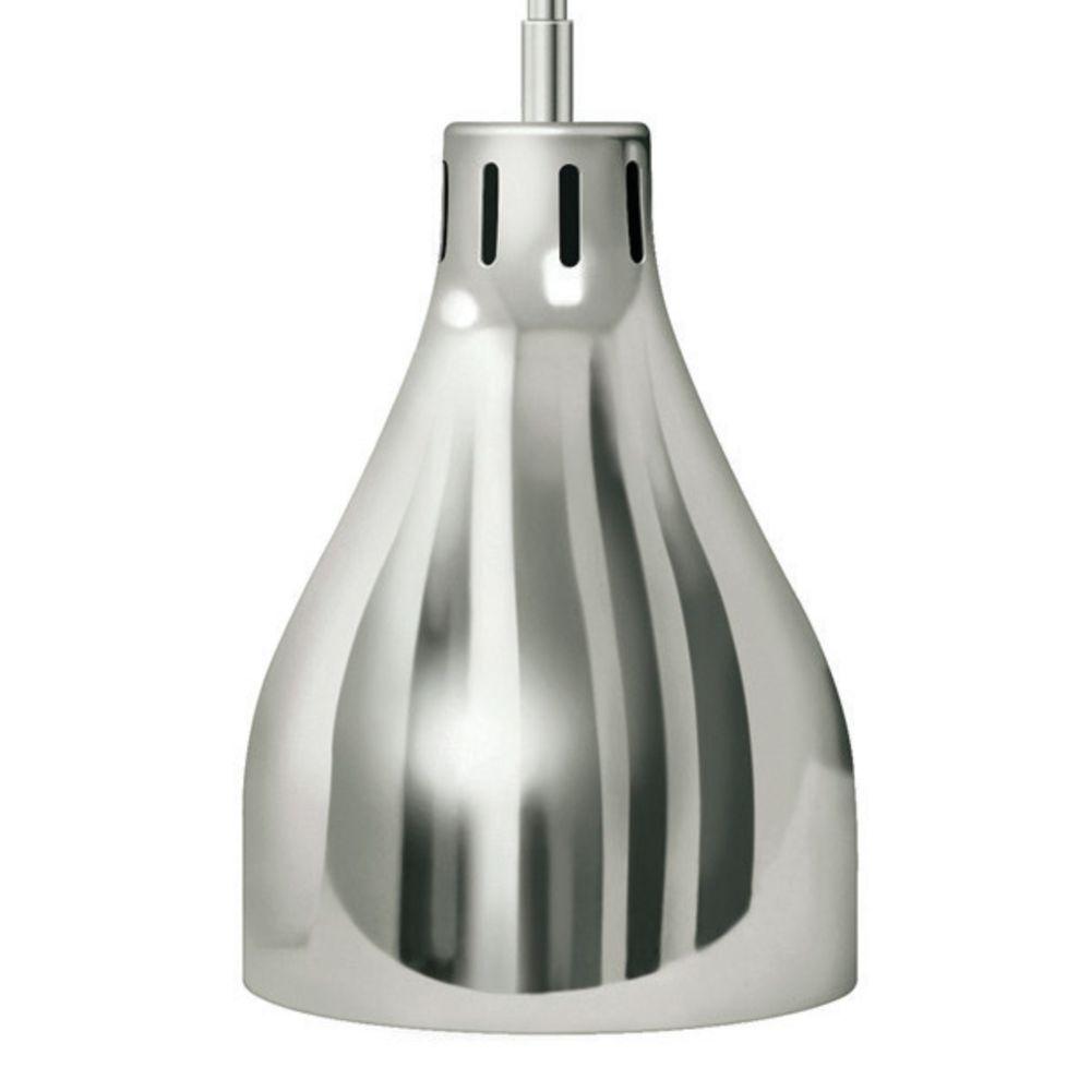 LAMP, DECORATE HEAT, BOLD BLK, CONE LAMP NO