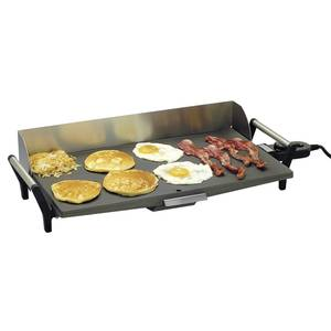 GRIDDLE, 29X12.5, ELECTRIC