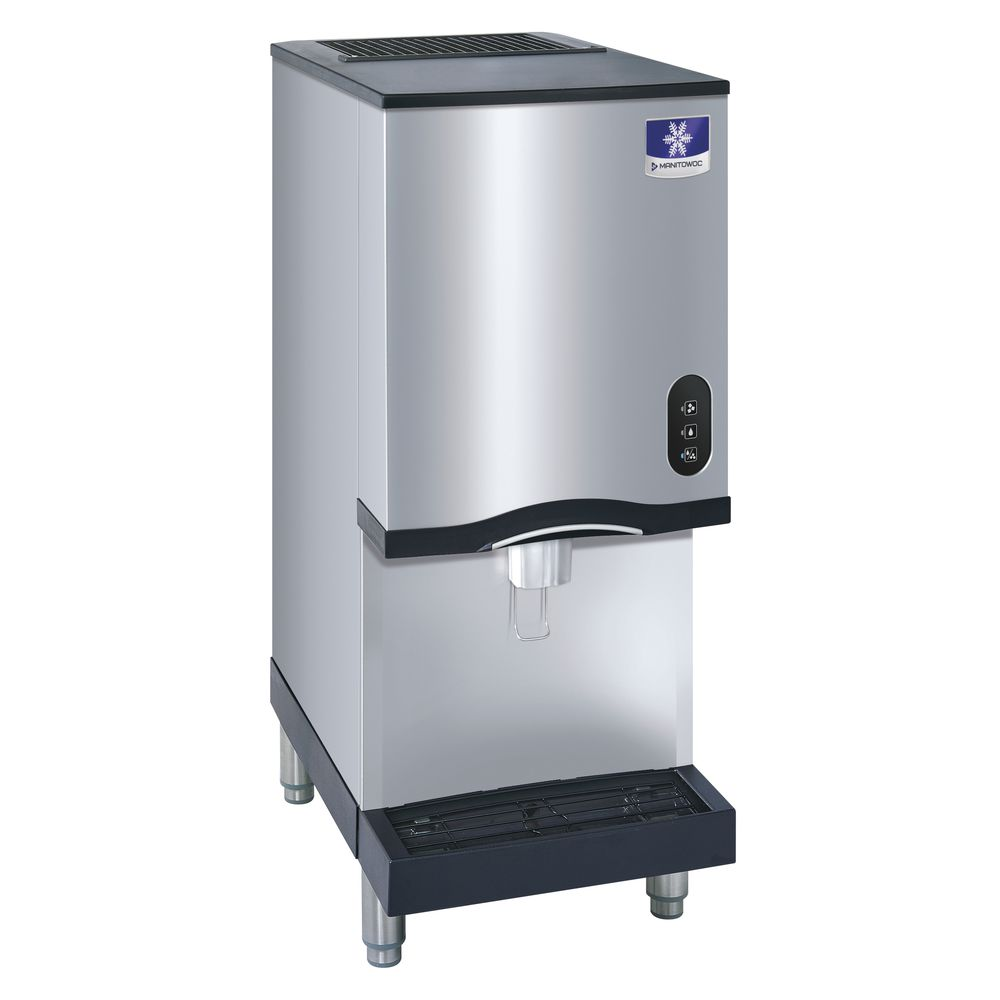 ICEMAKER + DISP, CNTP, LEVER ACTIVATED