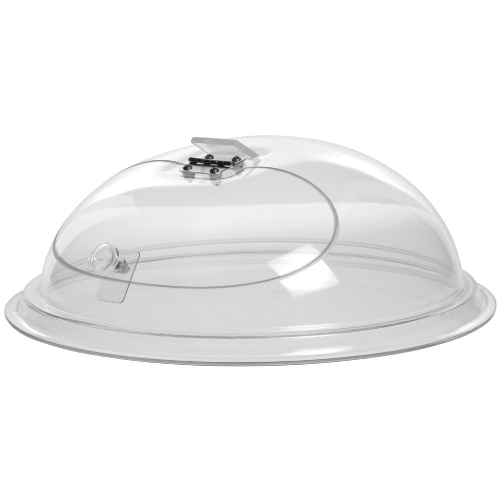 "DOME, 15""DIA X 9""H W/ SELF-CLOSING DOOR"