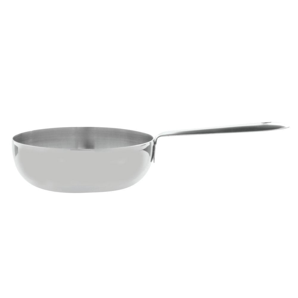 FRY PAN, MINI, SMALL, SS