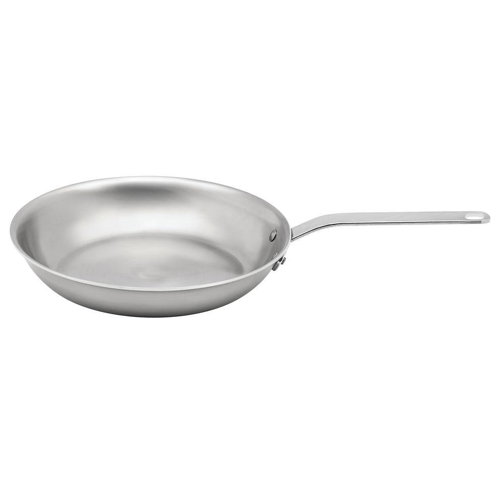 "PAN, FRY, NATURAL, TRIBUTE, CHROME HNDL, 12"""