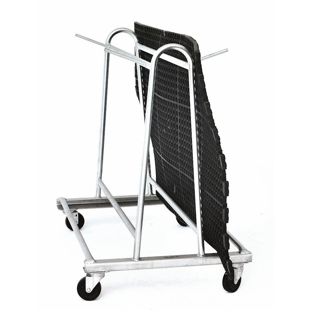 CART, PORTABLE FOR MAT WASH (KNOCK-DOWN)
