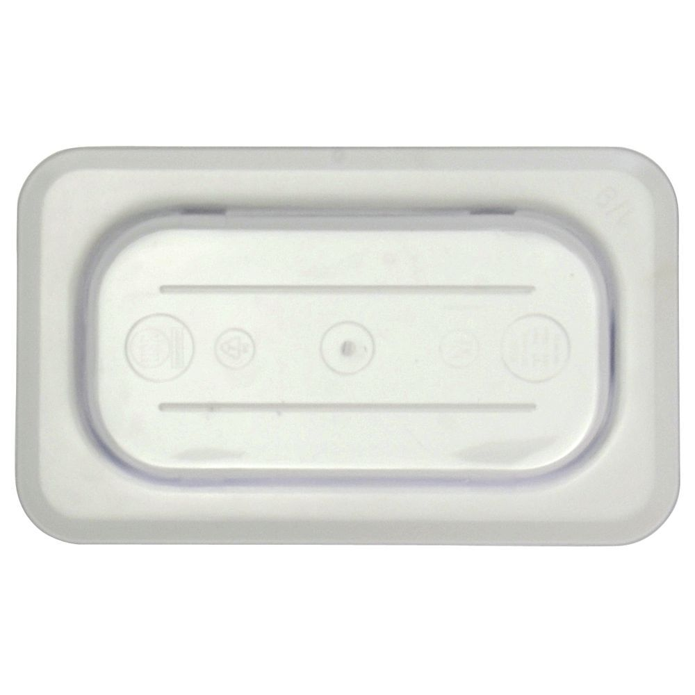 +LID, SOLID W/O HANDLE, 1/9 SIZE