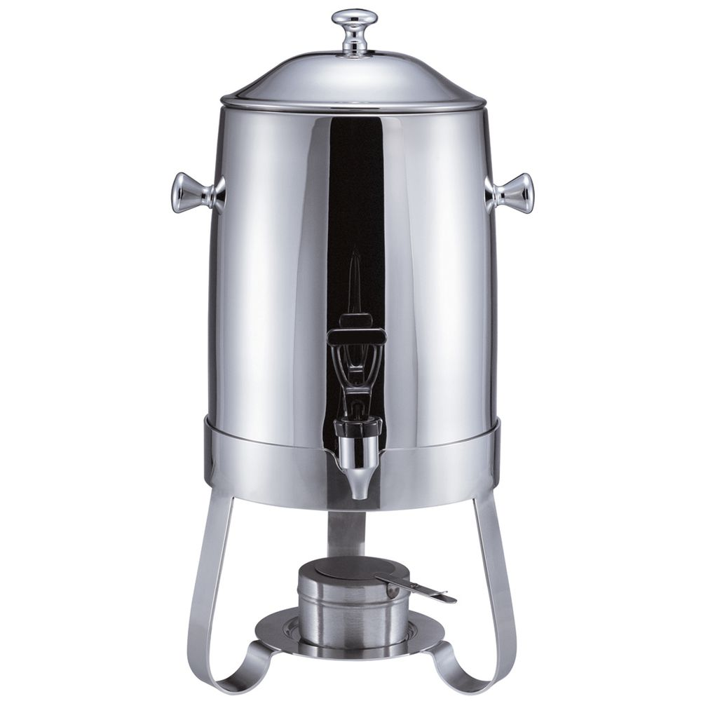 DISPENSER, COFFEE, 2.11 GAL, STAINLESS