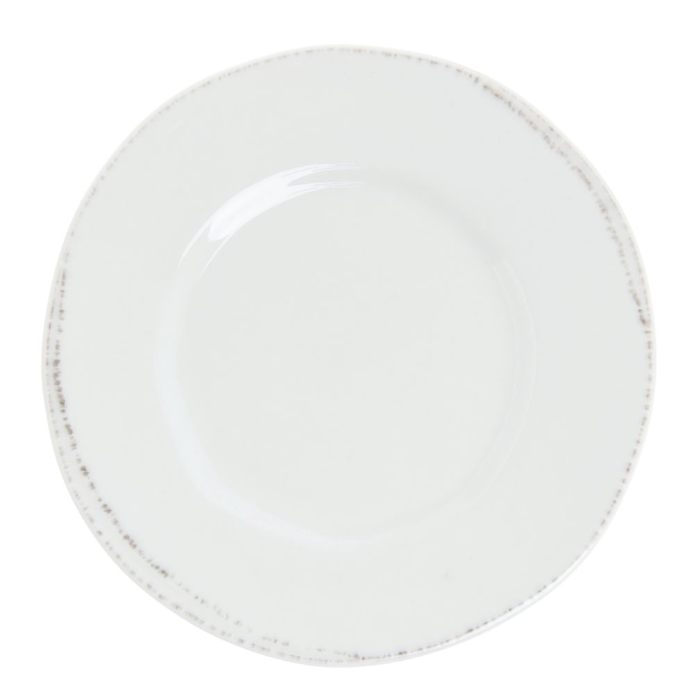 "World® Farmhouse Porcelain Bread and Butter Plate 6 3/8""Dia 36/Cs"