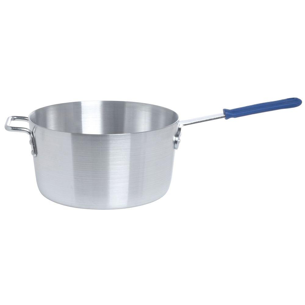 SAUCE PAN, W/PLAIN HANDLE, 9.5 QT