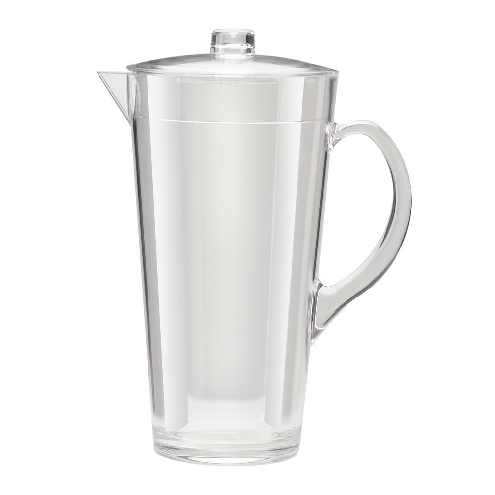 PITCHER, POLY, NO ICE CHAMBER, 2 LITER