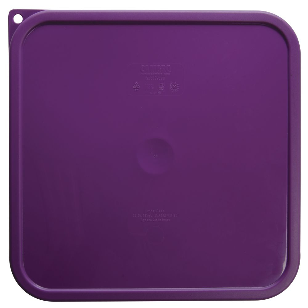 Attrayant LID, PURPLE, FOR 12, 18+22QT BOXES