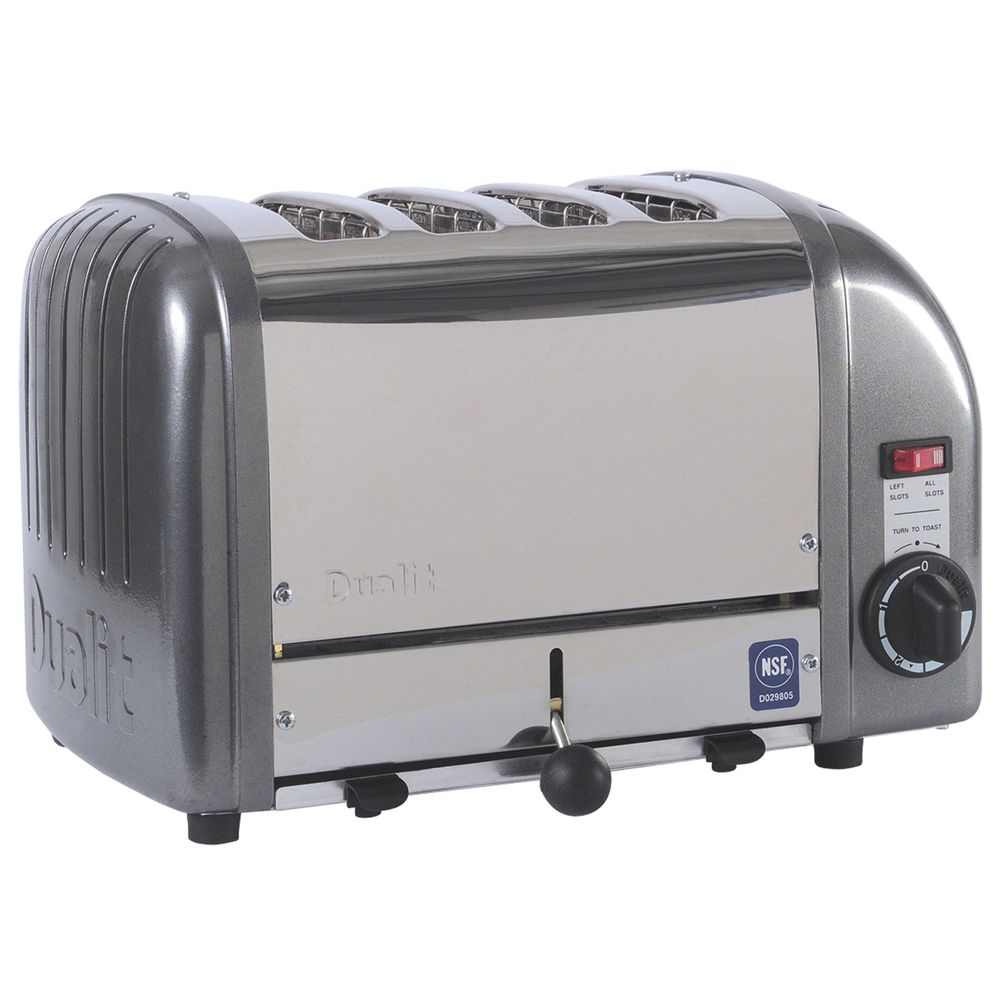 TOASTER, POP-UP, 4 SLOT