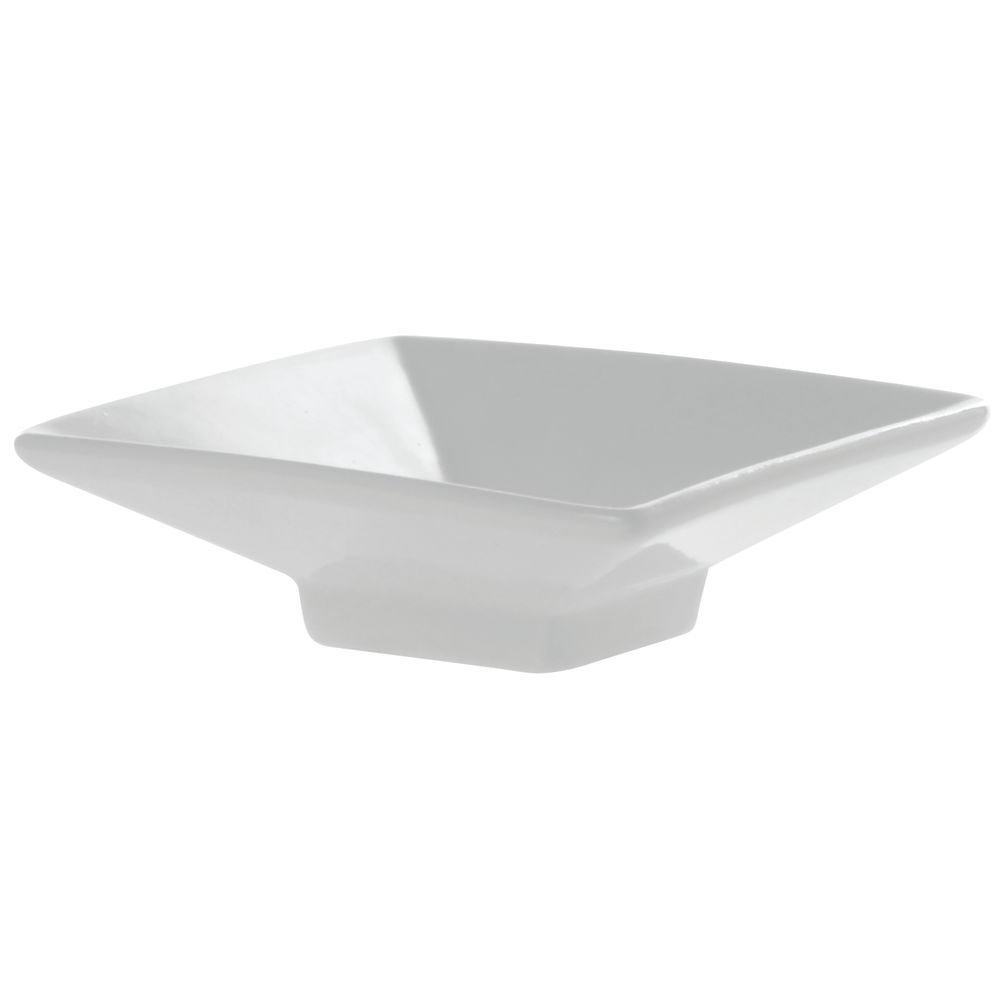 Front Of The House Ramekin 1 Oz Bright White Porcelain Dinnerware