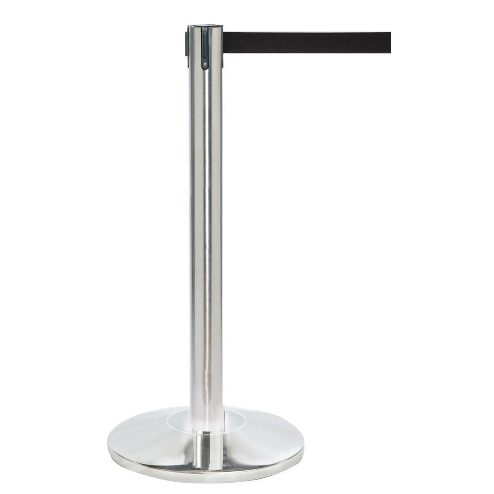 Retractable Crowd Control Stanchion