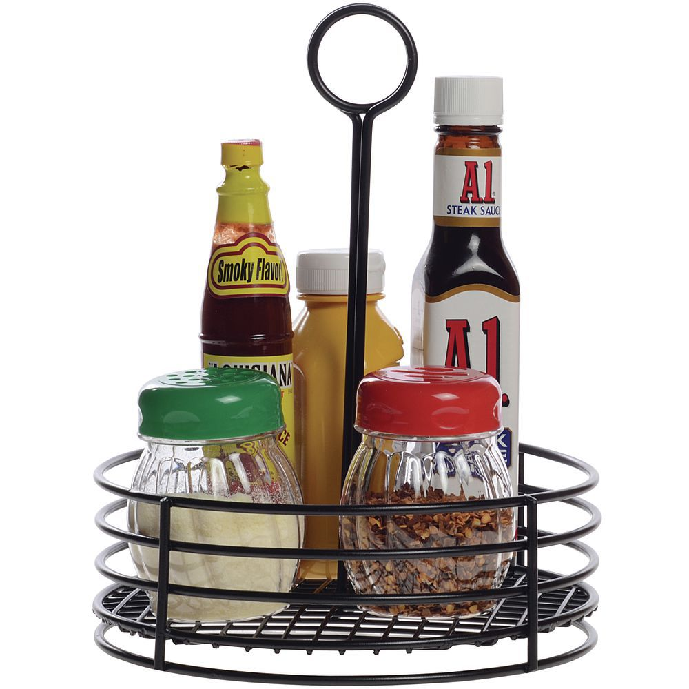 CADDY, TABLE, ROUND, SMALL