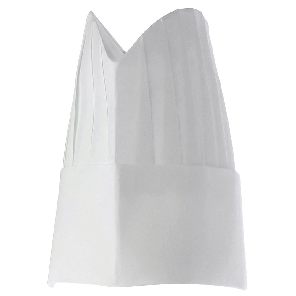 Contoured Chef Hat Stands UP to Your Kitchen