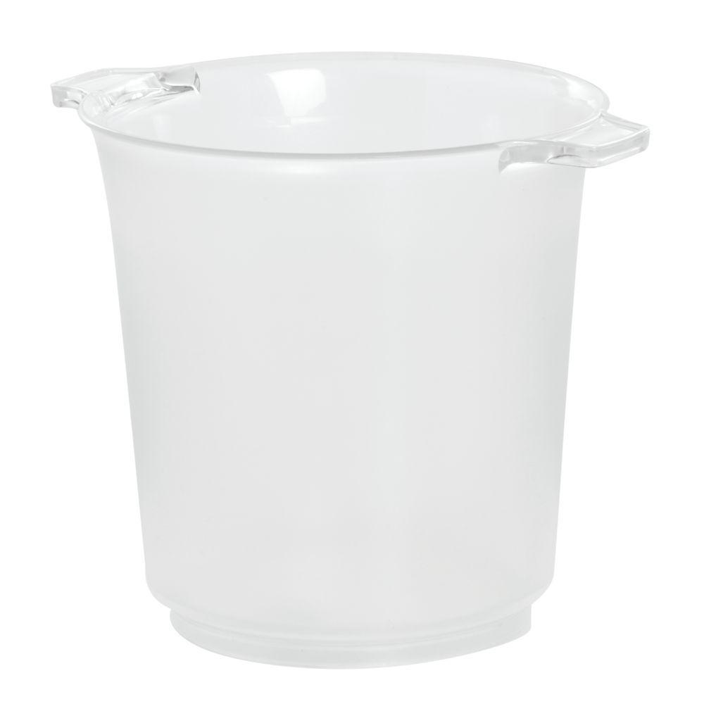 BUCKET, ICE, PLASTIC, 1 GALLON