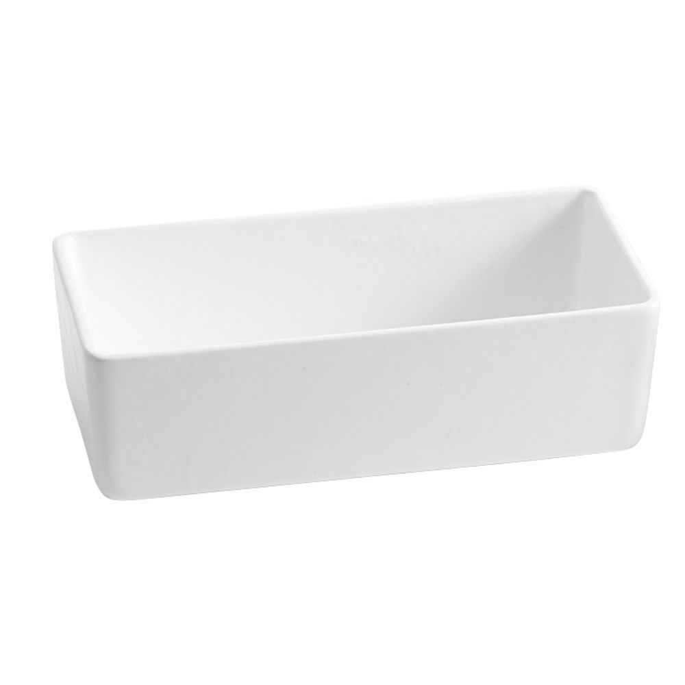 "White Crock Aluminum 10""L x 5""W x 3""H"