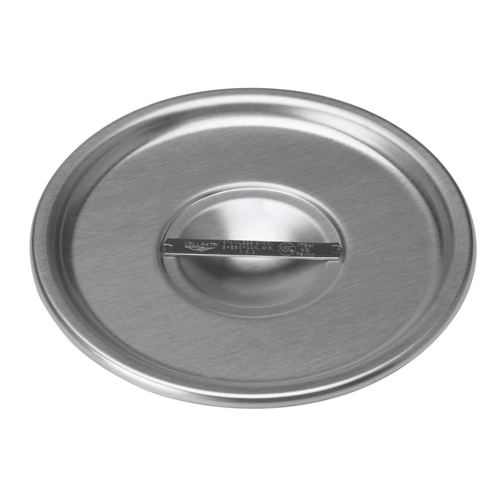 Vollrath® Stainless Steel Lid for 6 Qt Bain Marie