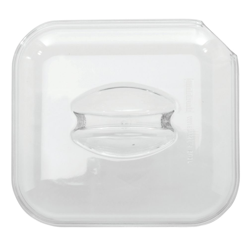 Dalebrook Gastronorm Clear Plastic Crock Lid for Sixth Size Crock