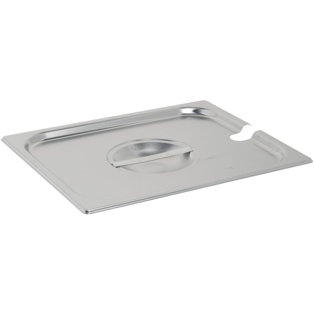 Vollrath Steam Table Lids 1/2 Size Slotted Flat